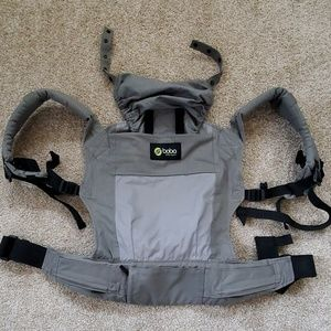Boba Other - Boba Classic 4GS baby carrier dusk
